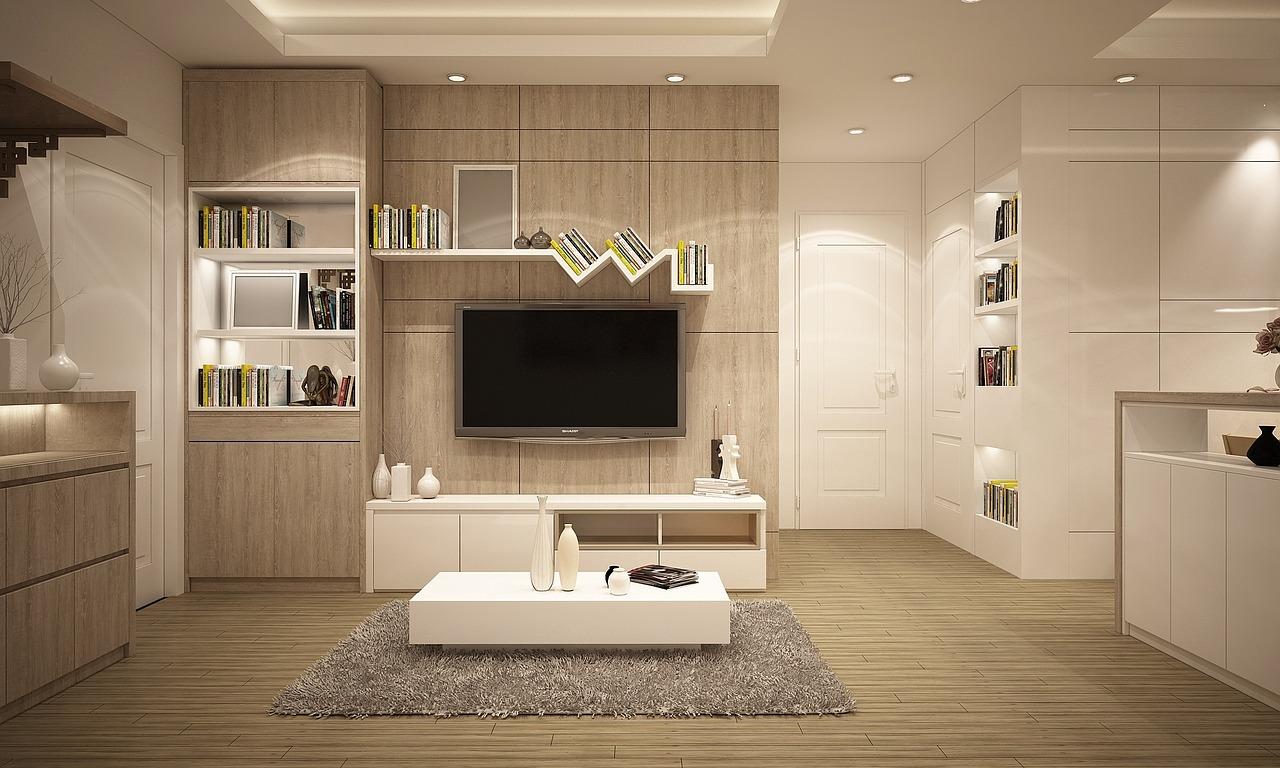 TV a scomparsa nella parete o in mobile: idee, consigli, prezzi