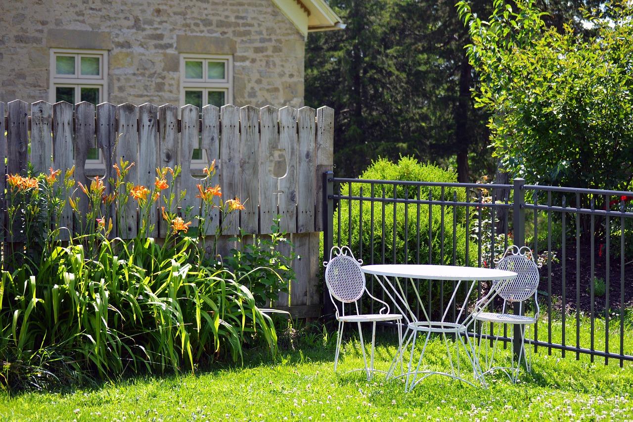 Perché è importante recintare il giardino