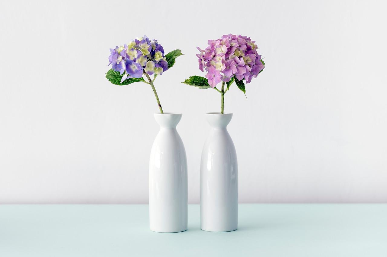Vasi di design: come abbinare forme e colori per decorare la casa