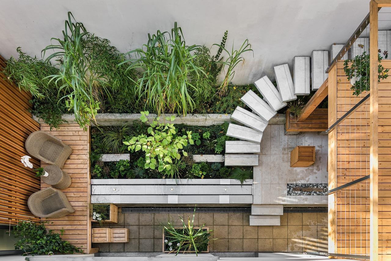 10 idee per creare un grazioso salotto da giardino