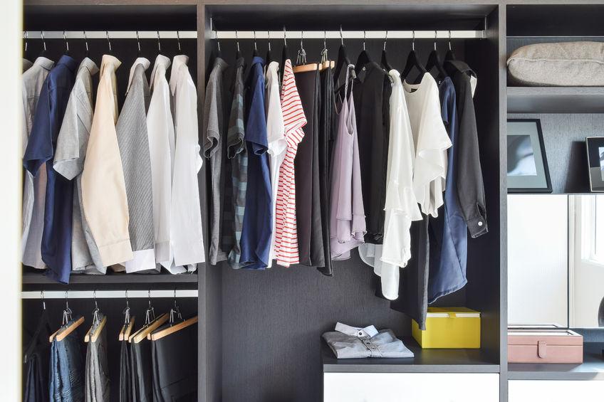 Cabina armadio: dimensioni e misure minime