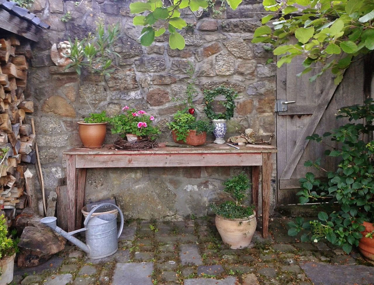 Come scegliere la pavimentazione del giardino?
