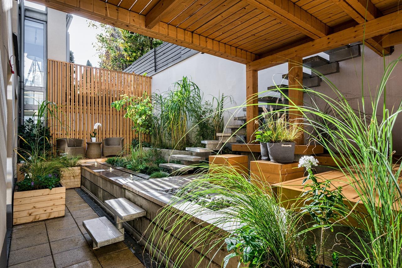 Recinzioni Da Giardino In Pvc : Recinzioni per terrazzi tutte le soluzioni per gli spazi esterni