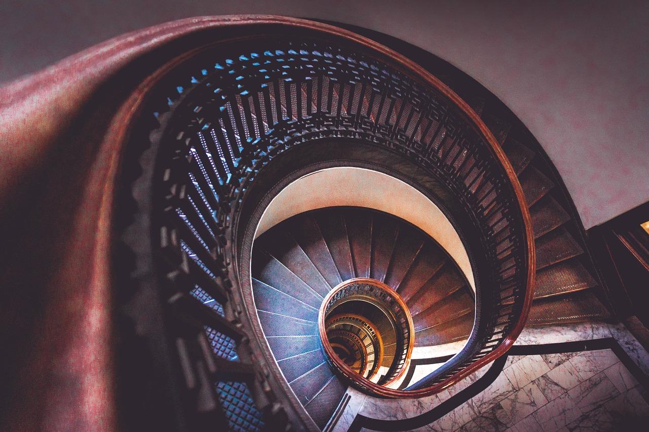 Progettazione Scale Normativa : Altezza gradini scala e corrimano normativa e consigli