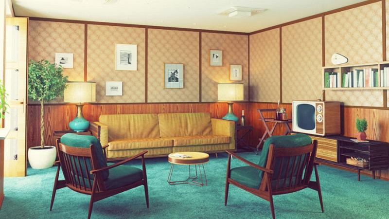 Camera Da Letto Stile Anni 50 : Arredamento anni idee e consigli per una casa in stile fifties