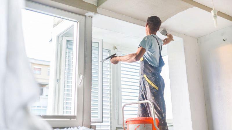 Intonaco antiumido contro l 39 umidit di risalita - Soluzione umidita casa ...