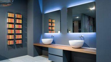 Lampade per la cromoterapia in bagno