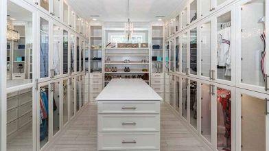 10 consigli per progettare e arredare la tua cabina armadio