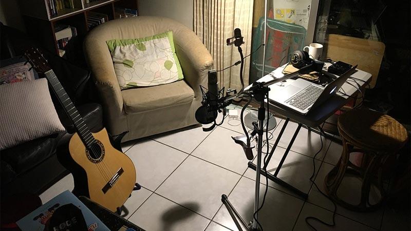 Come creare uno studio di registrazione in casa - Studio di registrazione in casa ...