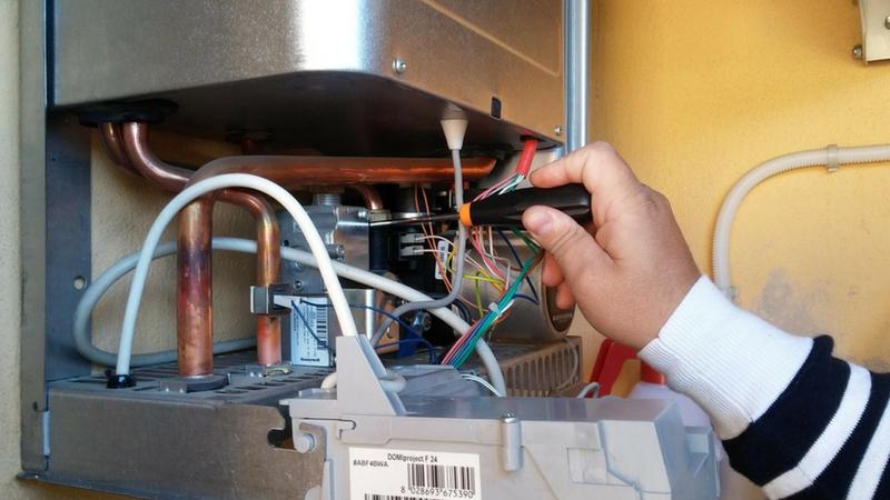 Controllo caldaia cosa fare per prepararla all 39 inverno for Controllo fumi caldaia