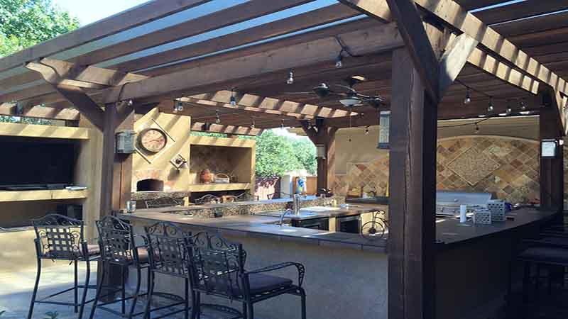Angolo Cottura In Veranda : Progettare un angolo cottura in una veranda chiusa