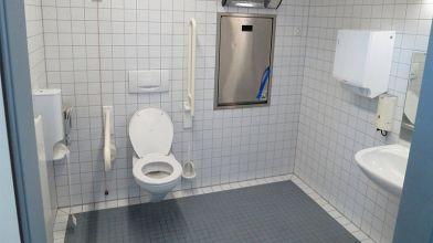 Vasca Da Bagno Per Disabili Dimensioni : Bagno per disabili: dimensioni e caratteristiche dei sanitari