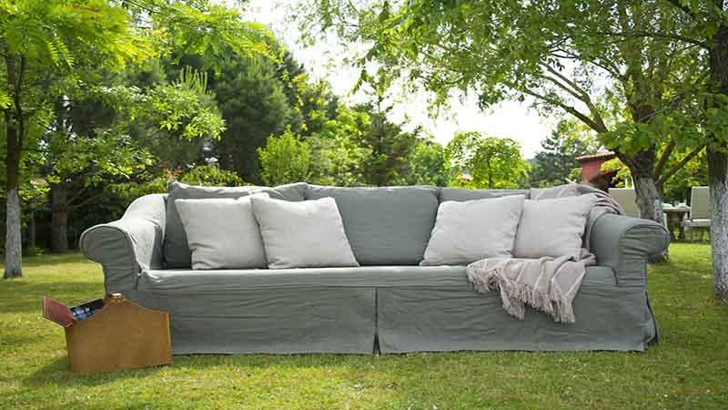 Come proteggere i mobili da giardino durante l inverno