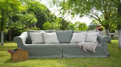 Come proteggere i mobili da giardino durante linverno