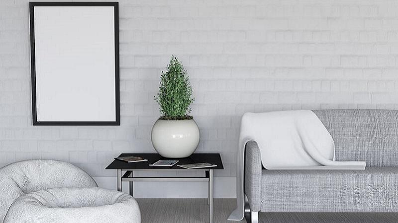 Parete Con Mattoni A Vista Finti : Pannelli in finti mattoni: cambia faccia alle pareti