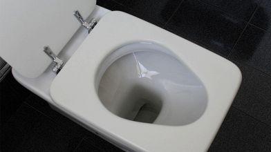 Valvola di non ritorno per eliminare il cattivo odore nel bagno