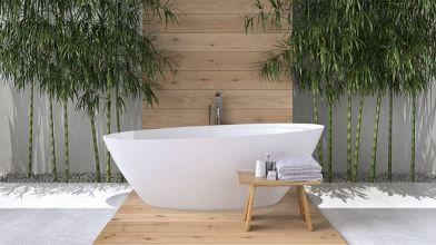 Arreda il tuo bagno in stile zen
