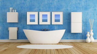 Carta Da Parati Per Bagno Prezzi : Carta da parati in bagno? certo e leffetto è wow