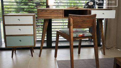 Mobili Per Soggiorno Di Design : 3 mobili dal design scandinavo da richiedere al tuo falegname