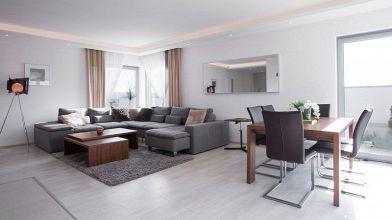 Come ricavare una sala da pranzo in un soggiorno piccolo