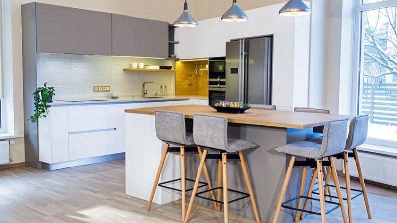 Salotti arredati moderni. amazing cucina with salotti arredati