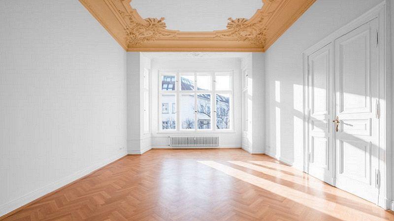 Pareti A Strisce Shabby : Pareti a righe: colori e consigli per le varie stanze
