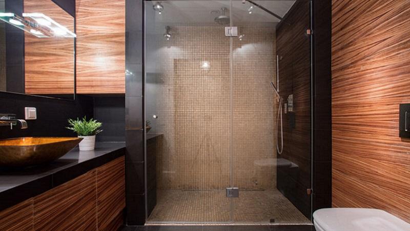 Bagno Con Doccia Walk In : I trend per l ambiente doccia al salone del bagno
