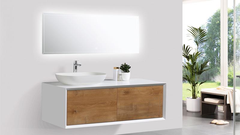 Vuoi arredare il bagno in stile nordico