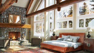 Casa in montagna: come illuminarla con le luci giuste