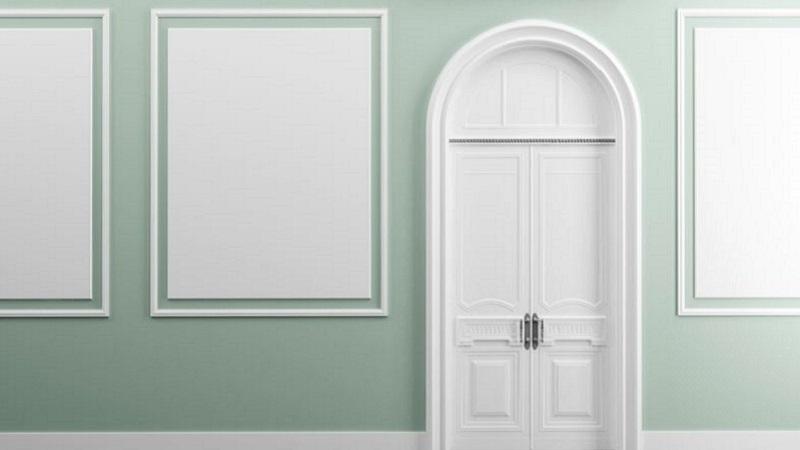 Misure porte quali sono le dimensioni standard - Porta ad arco ...