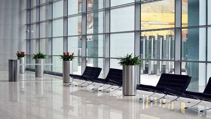 Pareti Divisorie In Vetro Unidea Per Case E Uffici