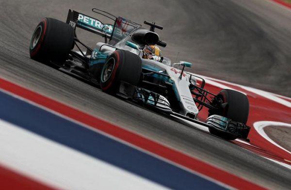 Gp Usa: Hamilton re libere, Vettel terzo