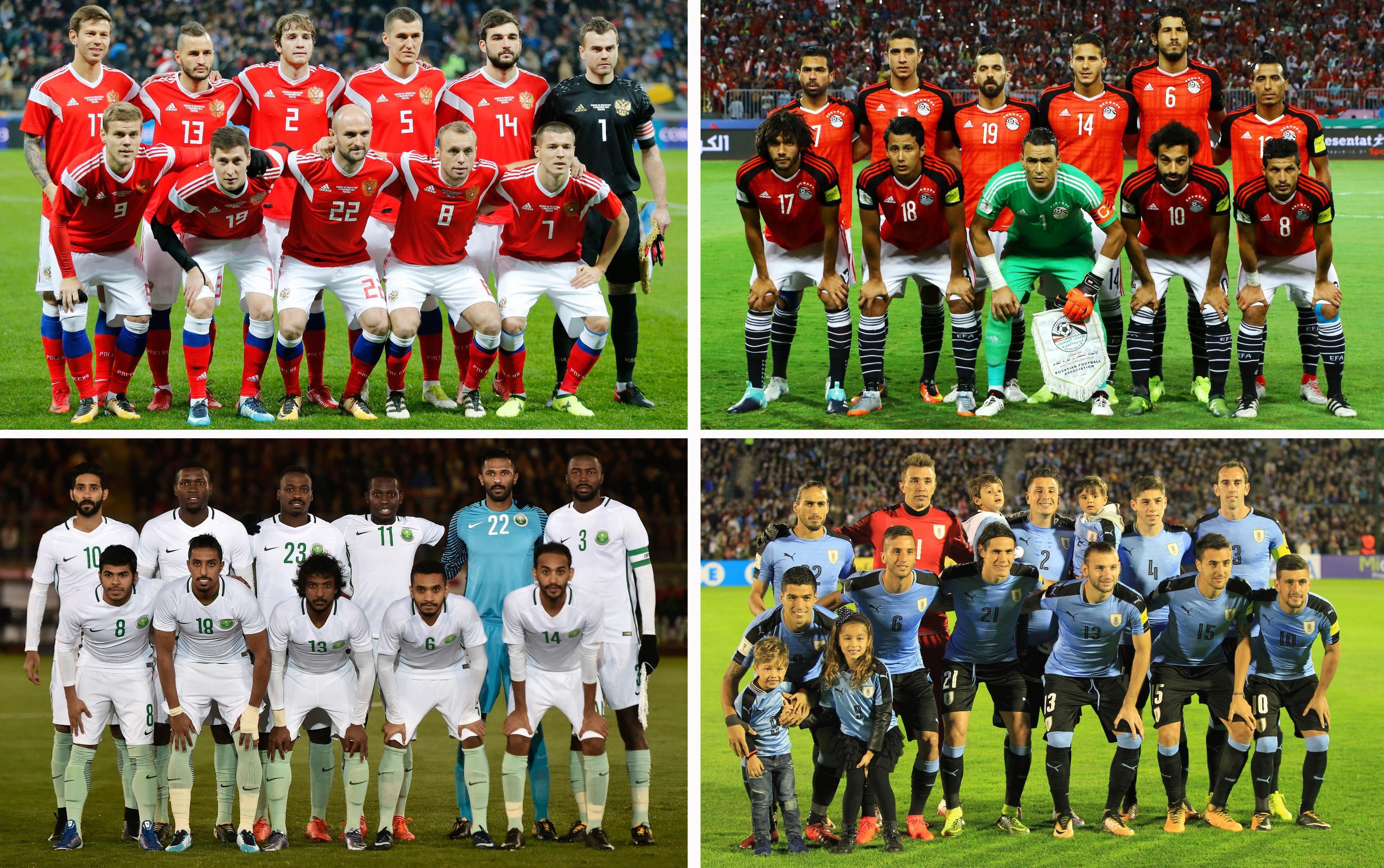 Gruppo G Mondiali 2020 Calendario.Mondiali 2018 Gli 8 Gironi Virgilio Sport