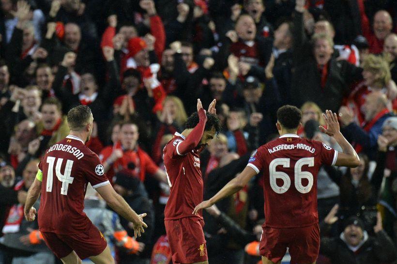 Il Liverpool si allenerà a Formello