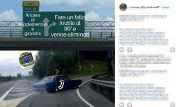 Dramma Juventus: sui social impazza lo sfottò