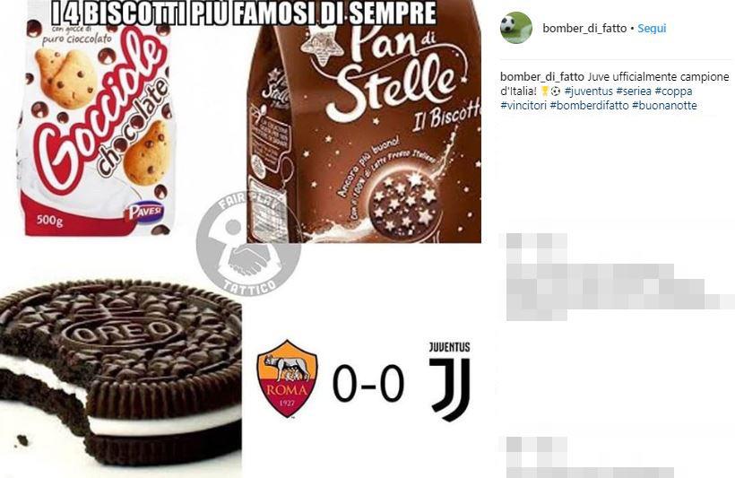 Bianconeri Dove Siete Juve Sono Sette L Ironia Impazza