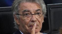 """Moratti: """"Si è rivista la vera anima dell'Inter"""""""
