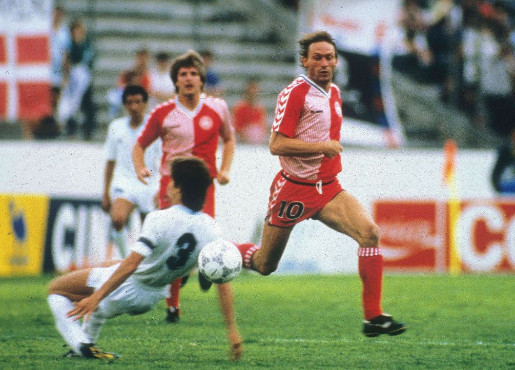 Danimarca, 1986 - Mondiali: le magliette che hanno fatto la storia ...
