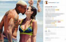 Satta-Boateng a tutto relax: vacanza a Ibiza
