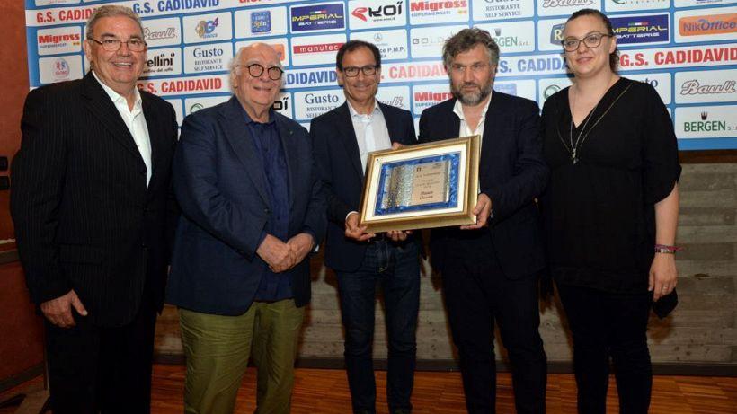 Ciclismo: a Davide Cassani il premio Rizzetto