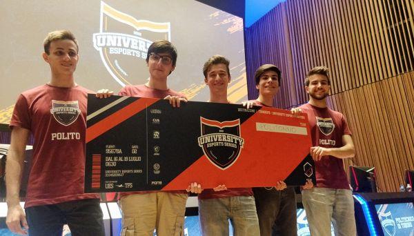University Esports Series: ecco come è andata a Milano