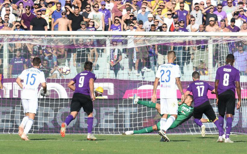 Serie A: Fiorentina-Atalanta 2-0