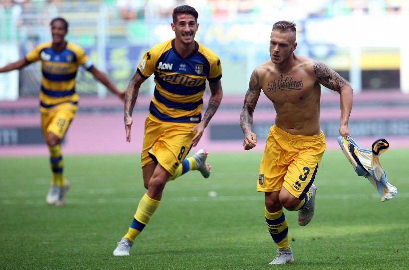 Serie A: Inter-Parma 0-1
