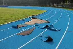 Atletica: devastata pista campioni