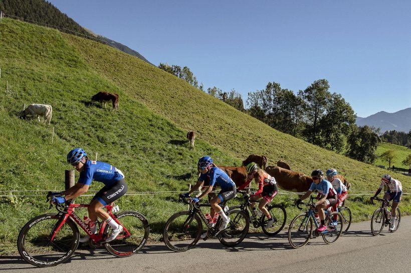 Calendario Corse Ciclistiche 2020.Ciclismo Il Mondiale 2020 In Svizzera Virgilio Sport