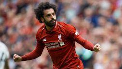 FIFA 19 Ratings: furia sul web per la posizione occupata da Salah