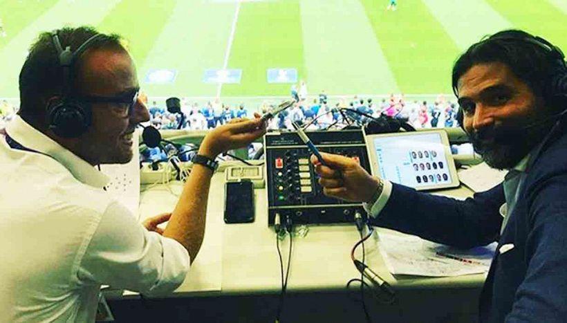 L'esultanza folle di Adani in Champions: era Sky o Inter Channel?