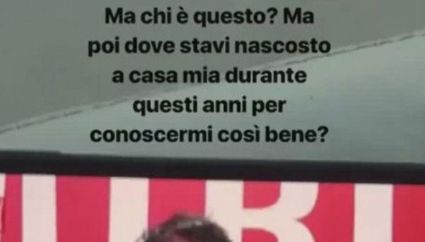 """Balotelli attacca Cruciani: """"Ma chi è questo?"""""""