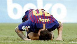 Fifa 19, Messi battuto da un calciatore della terza lega
