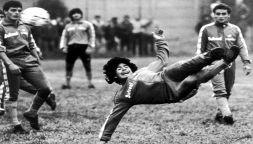Fifa 19, l'enorme gigantografia di Maradona spopola sui social